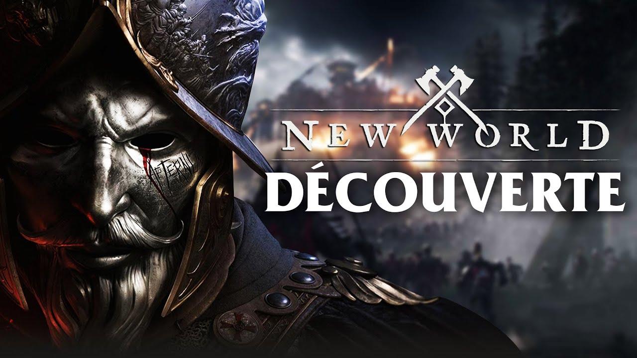 New World #1 : Découverte