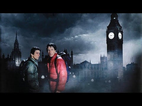 An American Werewolf In London | Creedence Clearwater Revival - Bad Moon Rising (Video Music)