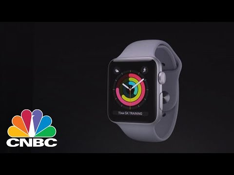 Apple Shows Off New Heart-Rate And Workout Features For Apple Watch   CNBC