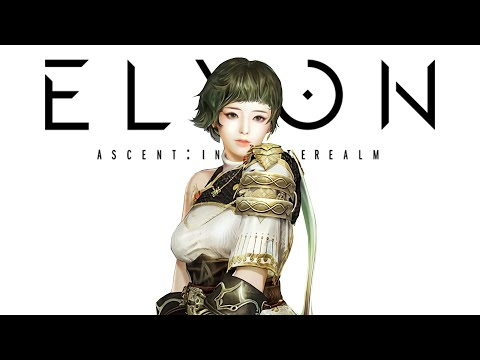 I played Elyon: Ascent Infinite Realm 👍
