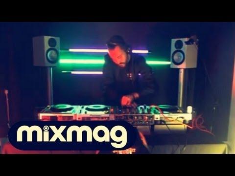 Brodinski electro DJ set in The Lab LDN