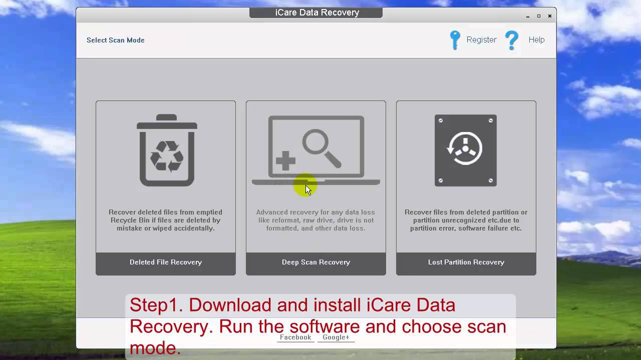 recover data from accidentally formatted hard drive