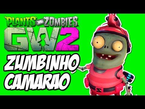 Plants vs Zombies Garden Warfare 2 - Zumbinho CAMARÃO
