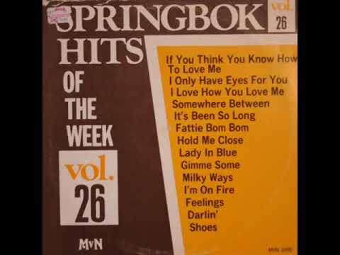 Shoes (Reparata cover) .......... SPRINGBOK HITS OF THE WEEK VOL 26