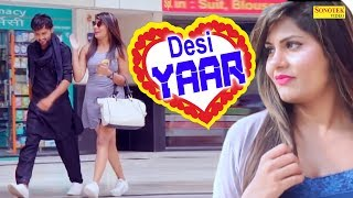Desi Yaar | Parveen Kaushik | Kuldeep Kaushik | New Haryanvi Song | Latest Haryanavi Song 2019
