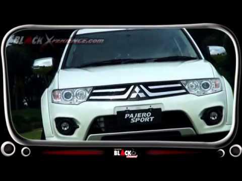 มิตซูบิชิ ปาเจโร่สปอร์ต 2014 โฉมใหม่  / New Pajero Sport 2014