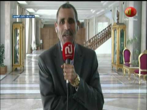 فيصل التبيني نائب بمجلس نواب الشعب عن حزب الفلاحين
