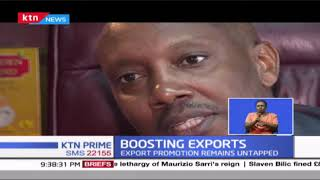Kenya looks to double her exports in a bid to stimulate economic growth