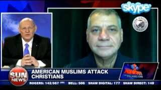 """Canadians Shocked"" American Muslims Stone Christians"