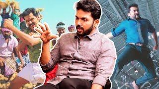 Surya's Singam Stunt Copy Ah? – Karthi Clarifies   Kadaikutty Singam