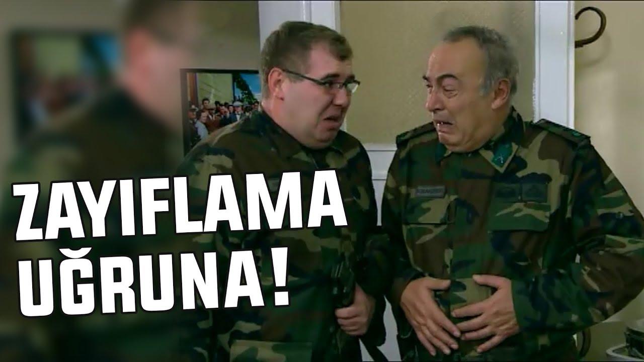 Zayıflama Hapı Jumbo Gökhan ve Alay Komutanını Fena YAKTI!