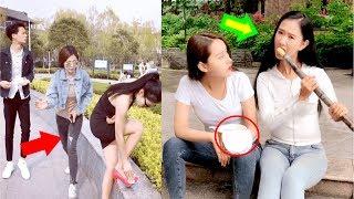 GADIS CANTIK SUPER GOKIL.!! Video LUCU Paling GOKIL.Part 7