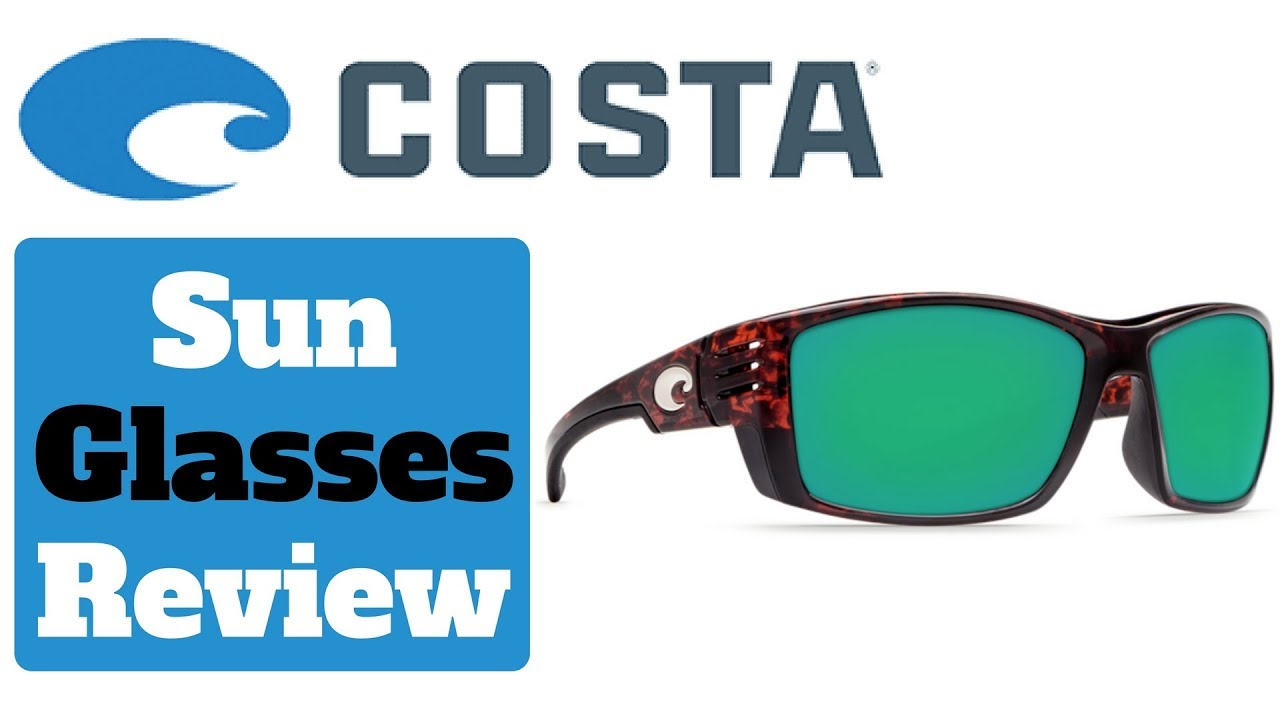 98b287da13 Costa Del Mar Sunglasses Review - YouTube