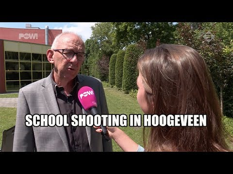 'School Shooting' In Hoogeveen