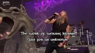 Varyags Of Miklagaard Lyrics Video