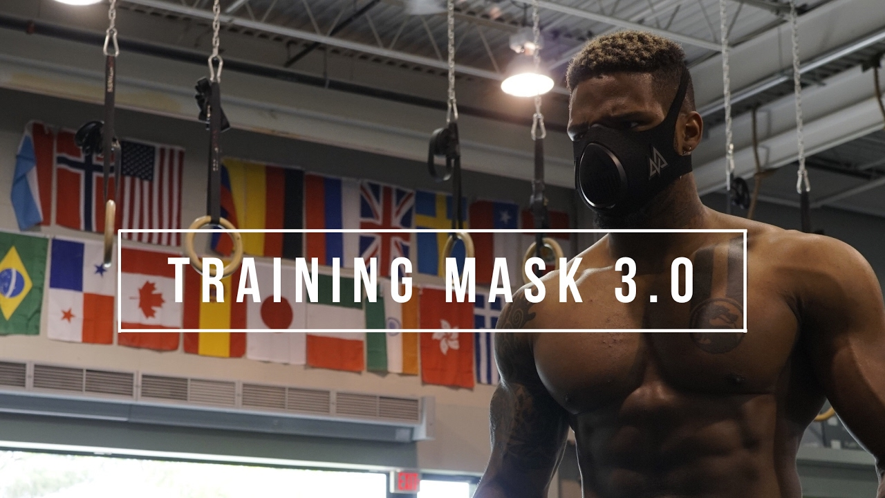 Training Mask 3 0 Unboxing Review