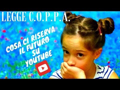 LEGGE COPPA SULLA PRIVACY DEI MINORI SU WEB