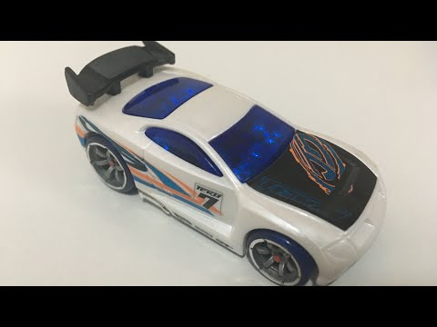 Hot Wheels Acceleracers Power Rage Original! Review.