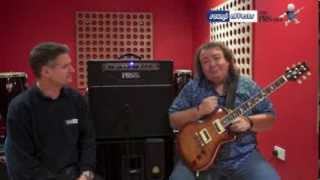 Bernie Marsden talks to Sound Affects Music about his Signature SE PRS Guitar
