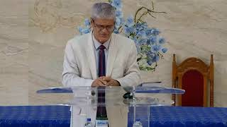 IPMN - CULTO  MATUTINO  -  TEMA: A IDENTIDADE  DO CRISTÃO.  REV. ROGÉRIO F.