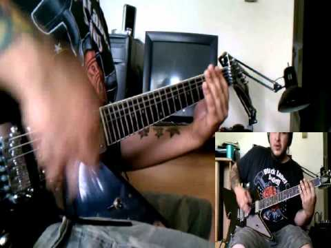 Damageplan - Pride guitar cover - by ( Kenny Giron ) kG