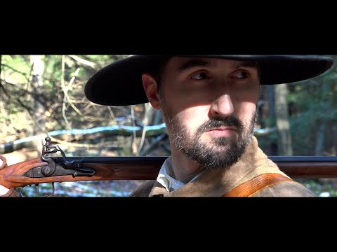 Traditional Longrifle Flintlock Muzzleloader Deer Hunting 2020 – Pennsylvania Frontier (Movie Style)