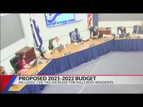 Millcreek School Board members discuss proposed final budget for 2021-2022