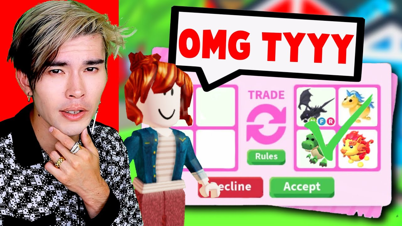 Download *ACTUALLY WORKED* PRETENDING to be POOR to SCAM my GIRL FRIEND in Adopt Me Roblox