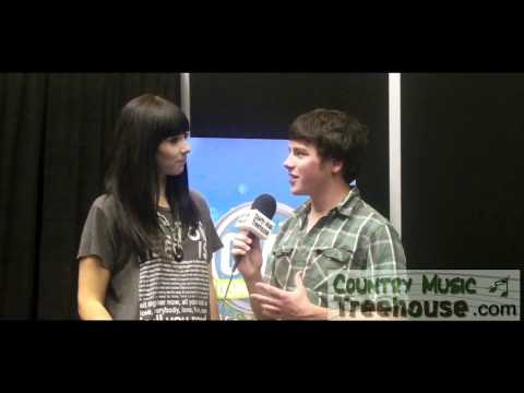 Marlee Scott Interview - CMA Music Fest 2012 - CountryMusicTreehouse.com