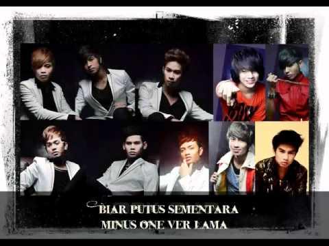 Biar Putus Sementara Minus one Version Lama - Max247 feat Aesar Mustafa.wmv