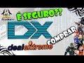 É seguro comprar na DX?   Unboxing Repetidor