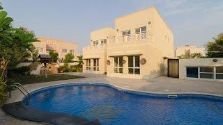 4 bedrooms villa in Meadows 5 for rent