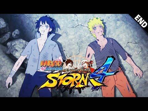 """Naruto Shippuden UNS4 [END] : """"เพราะว่านาย..คือเพื่อนของฉัน"""""""