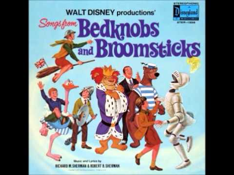 Bedknobs and Broomsticks OST - 08 - The Beautiful Briny