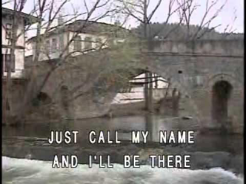 I'll Be There Karaoke (Honstar)