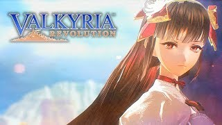 Valkyria Revolution - Prologue: Outbreak of War (S Rank)