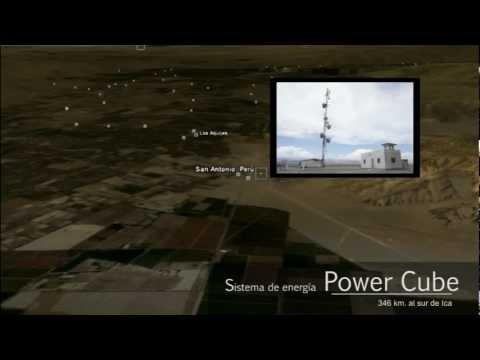 Sistema de Energía Power Cube