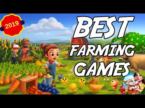 TOP 5 Android Farm Games Offline   2020   By: ITVISIONER