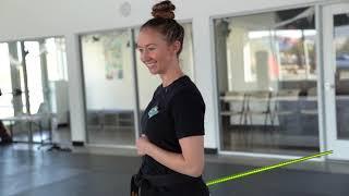 She Hasn't Practiced Taekwondo in 7 Years...