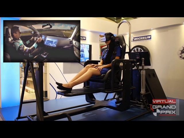 Simulador Motion Seat VR
