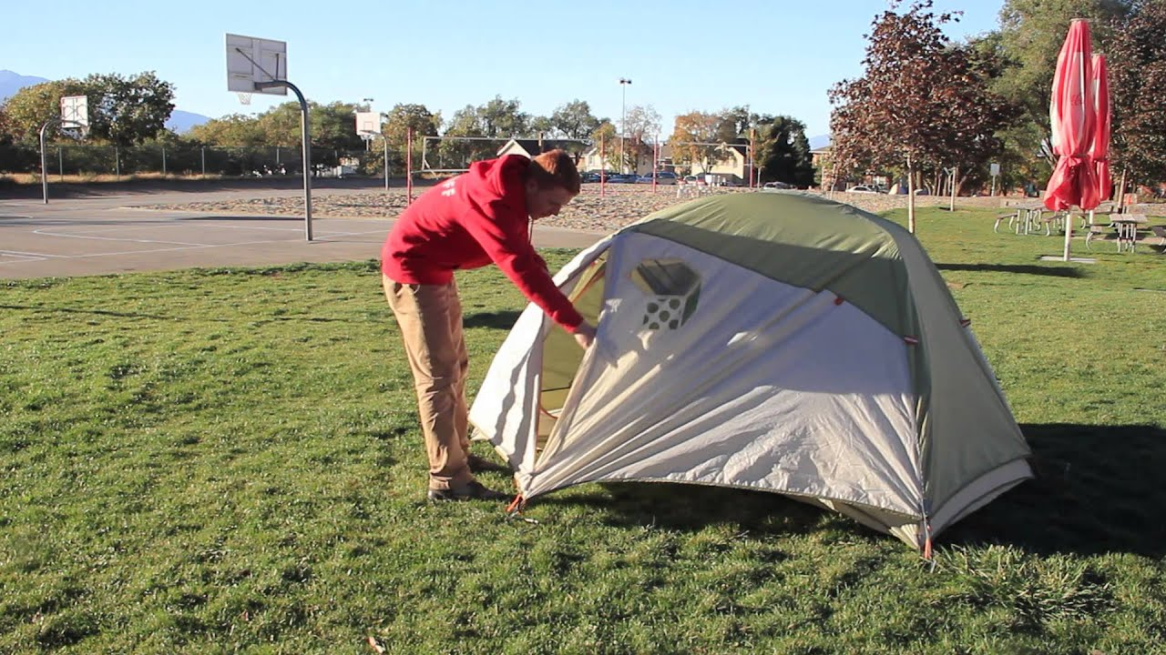 Orp Rentals Raven Two Person Tent & Orp Rentals: Raven Two Person Tent - YouTube