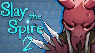 TRUMP HAS A BIG DECK - 3rd The Silent Run #2 - Slay the Spire