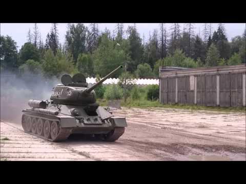 Танк Т-34 - лучший танк Второй мировой войны. Так ли это?