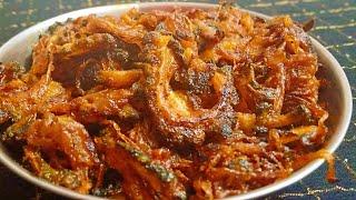 अगर ऐसे बनाएंगे तो कड़वी नहीं बनेगी करेले की सब्जी - Karele ki Sabzi | Bitter Gourd Dry Masala