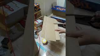 Tự làm thùng carton cho nhà bán hàng online