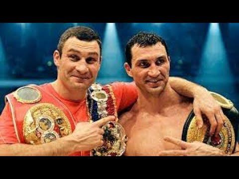 Wladimir Klitschko Retires No Rematch Thoughts (headphones needed)