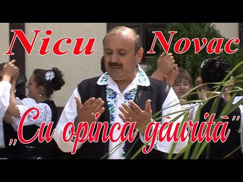 Nicu Novac - Cu opinca gaurita