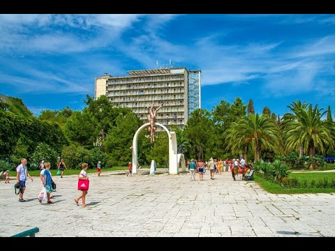 Абхазия  - отдых в санаториях и пансионатах