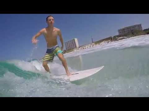 Summertime Surf Shred!!