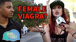 Word on the Street: We Asked New Yorkers What They Thought About The Female Viagra